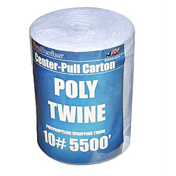 Poly Twine, 1 Ply ~  5500 ft Spool