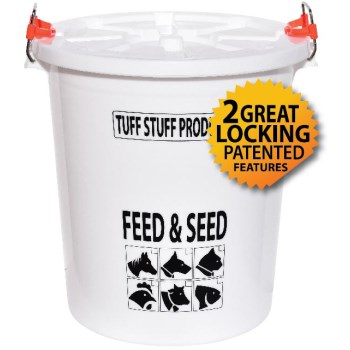 Feed & Seed Storage Drum ~ 17 Gallon