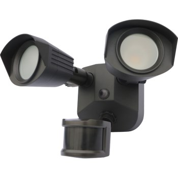 Led Brnz Security Light