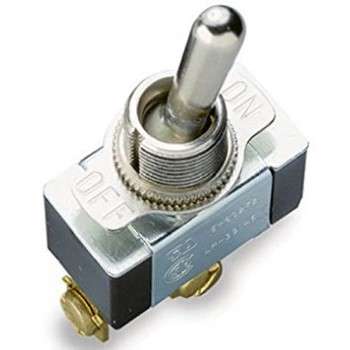 Heavy Duty Toggle Switch, Motor Rated ~ Rated 3/4 HP
