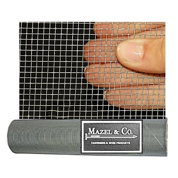 "Hardware Cloth - 48"" x 50 ft x 1/8"" Mesh"