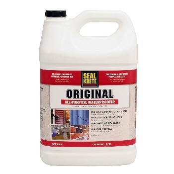 Seal-Krete Waterproofing Sealer, Satin Finish  ~ Gallon