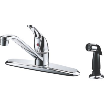 Hardware House  124164 12-4164 Ch Kitchen Faucet