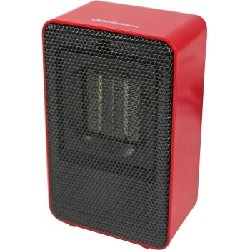 Red Ceramic Heater