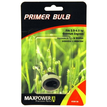 Maxpower Parts 339130 4 Cycle Primer Bulb