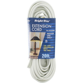 Ee20w 20ft. Wht Extention Cord
