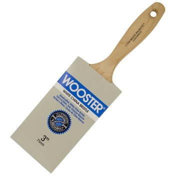 L1104 3in. White Majestic Brush