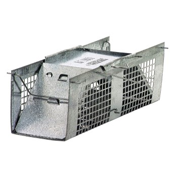 Woodstream 1020  Trap, Mouse Sized 10 x 3 x 3 inch - 2 door