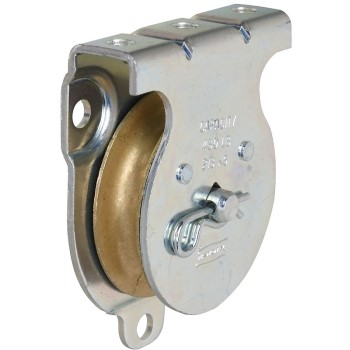 Single Pulley, Wall or Ceiling Mount ~ 2""