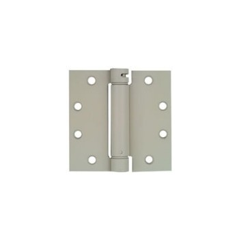 Door Closer Spring Hinge, Adjustable ~   4 inch