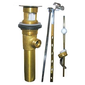 Larsen 03-4621 Chrome Plated Brass Pop-Up Assembly