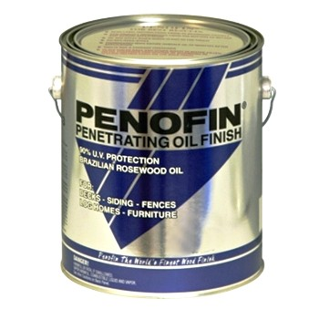 Penofin F5ETRQT Blue Label Penetrating Oil Transparent Redwood 1 Qt