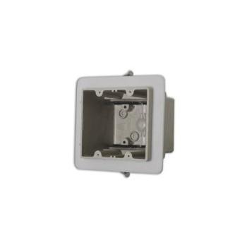 Allied Moulded Prods H2302=NKV New Work 2-Gang Vapor Seal Electrical Box