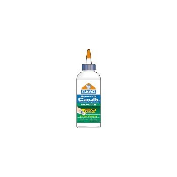 Squeez'N Caulk, 8 ounce, White