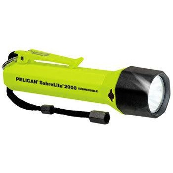 2000c-Ylw Sabrelite Flashlight