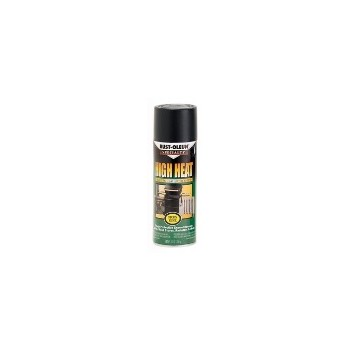 Rust-Oleum 7751830 Spray Enamel-High Heat Resistant~ White