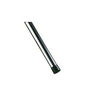 Buy the shepherd 9111 plastic leg tip black 1 2 hardware world - Replacement chair leg tips ...