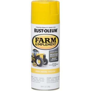 Rust-Oleum 280129 Sp John Deere Yellow