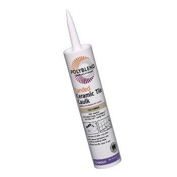 Custom Building Prod. PC1110S 10.5ozsnow White Caulk