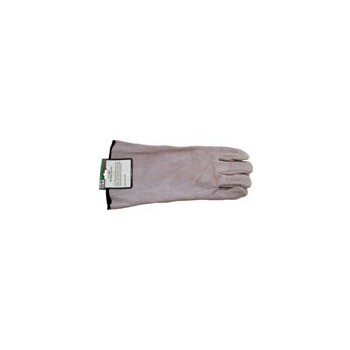 Grey Welders Gloves