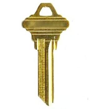 Midwest Fastener  331780 Key Blank ~ Schlage 6-Pin,  SC4