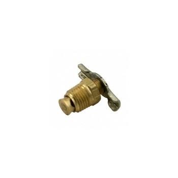 Anderson Metals 59432-04 Drain Cock - Brass - 1/4 inch