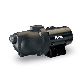 Shallow Well Jet Pump, 1/2 HP