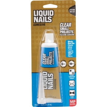 Macco Adhesives LN-207 2.5oz Clear Liquid Nail