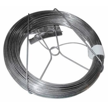 Zareba Galvanized Electric Fence Wire ~ 100 Ft Coil