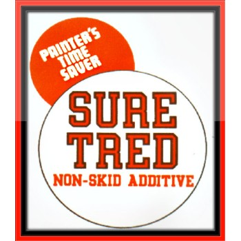 Charles Paint 81671 Non-skid Paint Additive - 1/2 Lb.