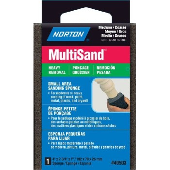 Flex N' Sanding Sponge ~  Medium/Coarse Grit