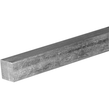 Hillman/Steelworks 11177 Key Stock - 1/2 x 12 inch