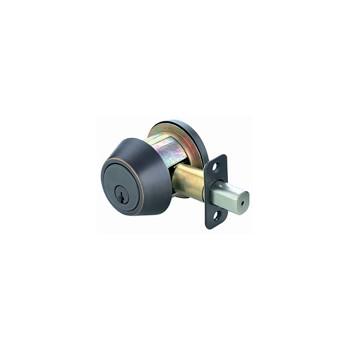 Hardware House/Locks 382333 Single Deadbolt