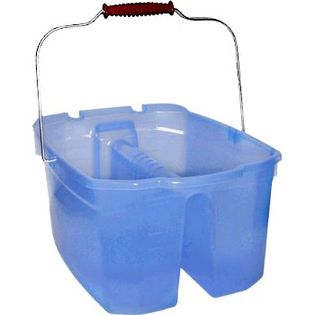Double Bucket, Blue ~ 14 Quart