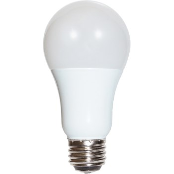 Satco LED Type A19 3-Way Bulb