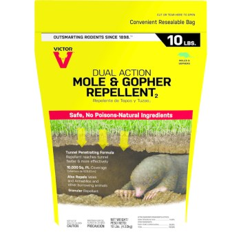 Mole & Gopher Repellent ~ 10 lbs.