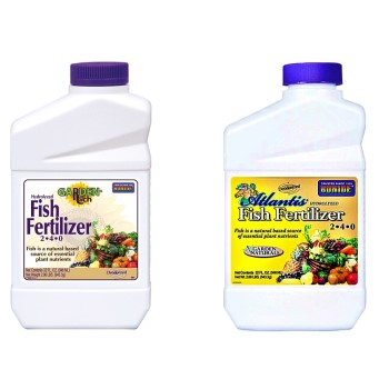 Garden Rich/Atlantis Fish Fertilizer ~ Quart