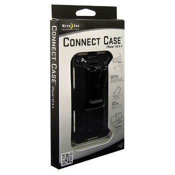 Connect Case, Black Solid