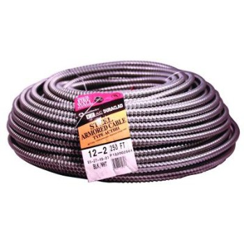 Armorlite Type AC Metal Clad Cable ~ 250 ft