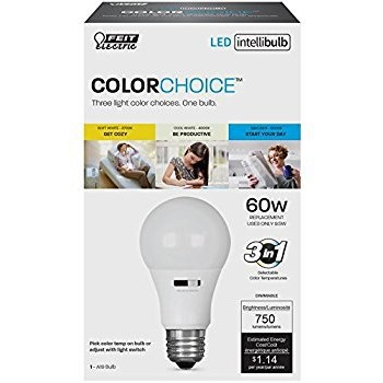 Intellibulb, Color Choice ~ 60w
