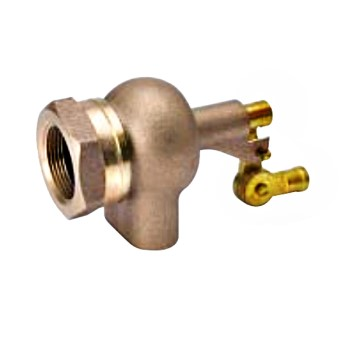 "1-1/4"" Bronze Float Valve"