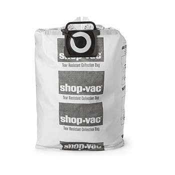 Shop Vac Corp - Accessories 9021433 2pk 12-20g Dry Vac Bag