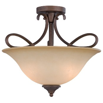 Ceiling Fixture - Bennington Semi-Flush