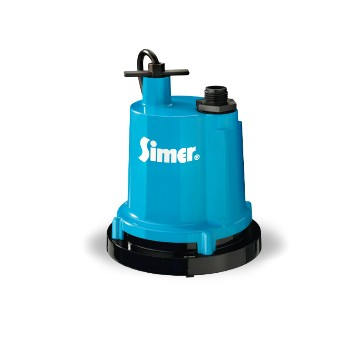 Flotec/Simer/Pentair 2300 Geyser Utility Pump ~ 1/4 HP