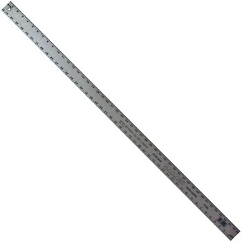 Great Neck 10209 Straight Edge Rule, 48 inch