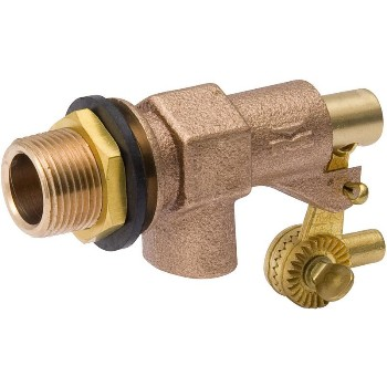 Bronze Float Valve, 3/4""