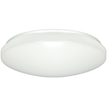 LED Acrylic Light, Flush Mount ~ 14""