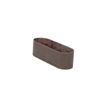 Resin Bond Sanding Belt - 80 grit - 3 x 24 inch