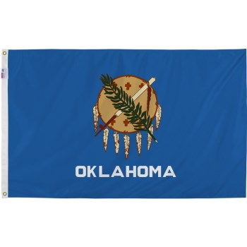 3ft. X5ft. Oklahoma Flag