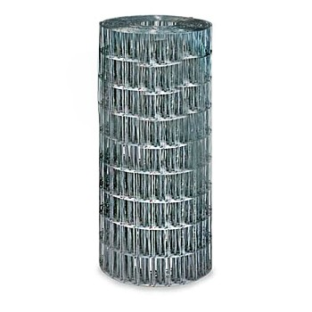 "Cage Wire, Galvanized, 16 ga ~ 30"" x 15 Ft"